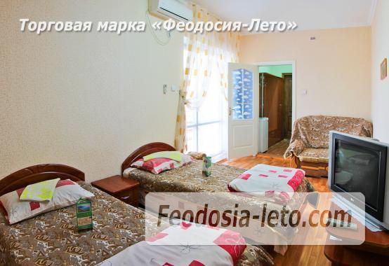 Гостевой дом в Феодосии с недорогим питанием на улице Маяковского - фотография № 17