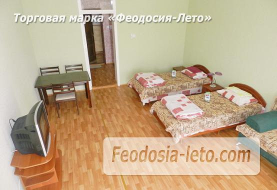 Гостевой дом в Феодосии с недорогим питанием на улице Маяковского - фотография № 8