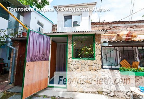 Гостевой домик в Феодосии, улица Победы - фотография № 1