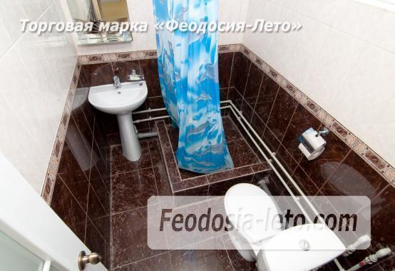 Гостиница с бассейном в Феодосии на улице Дружбы - фотография № 13