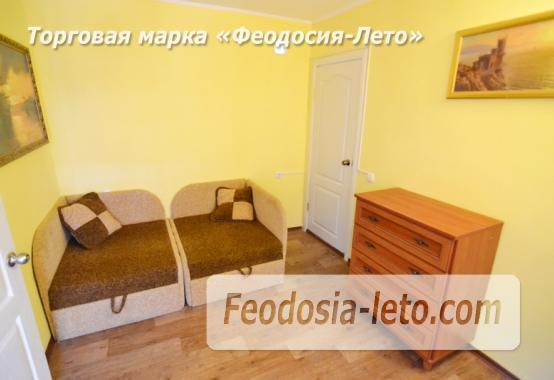 Гостиница с бассейном в Феодосии на улице Дружбы - фотография № 26