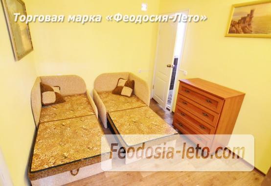 Гостиница с бассейном в Феодосии на улице Дружбы - фотография № 17