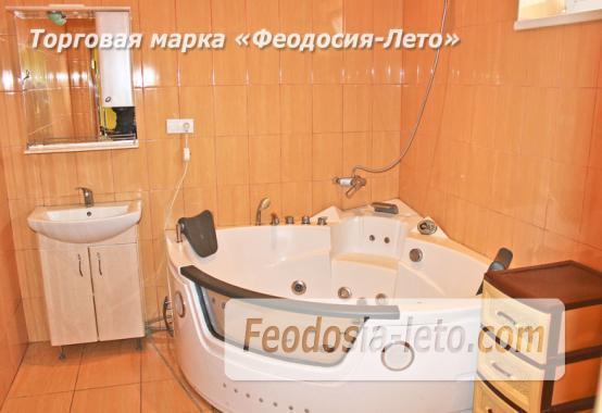 Гостиница с бассейном в Феодосии на улице Дружбы - фотография № 31