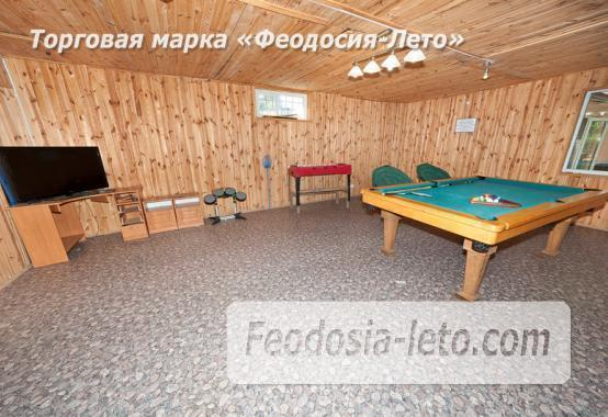 Гостиница с бассейном в Феодосии на улице Дружбы - фотография № 22