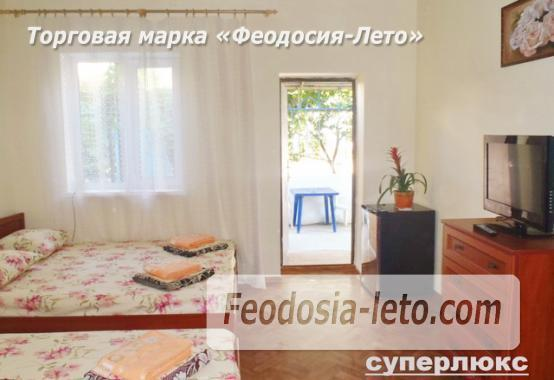 Гостиница с бассейном в Феодосии на улице Дружбы - фотография № 2