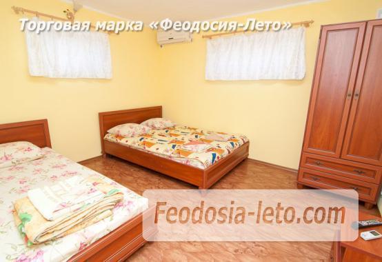 Гостиница с бассейном в Феодосии на улице Дружбы - фотография № 9