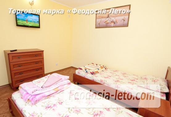 Гостиница с бассейном в Феодосии на улице Дружбы - фотография № 4