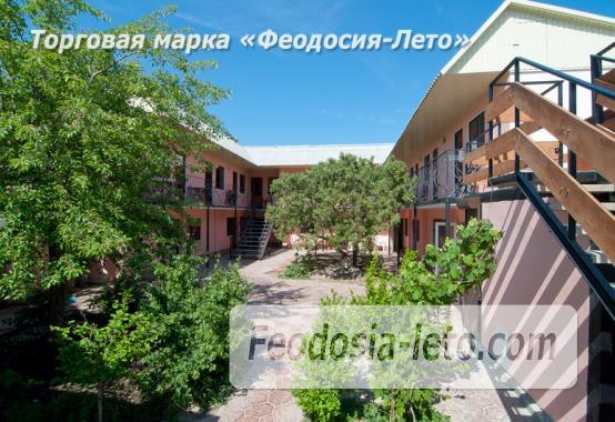 Гостиница с бассейном на улице Дружбы в Феодосии - фотография № 21