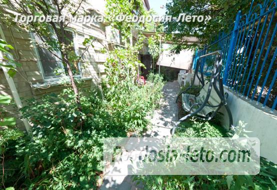 Гостиница с бассейном на улице Дружбы в Феодосии - фотография № 31