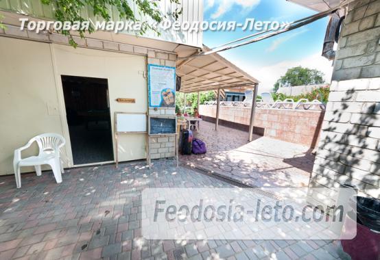 Гостиница с бассейном на улице Дружбы в Феодосии - фотография № 37