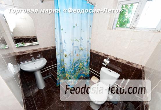 Гостиница с бассейном на улице Дружбы в Феодосии - фотография № 9