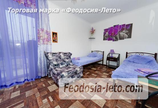 Гостиница с кухней на улице Федько в Феодосии - фотография № 1