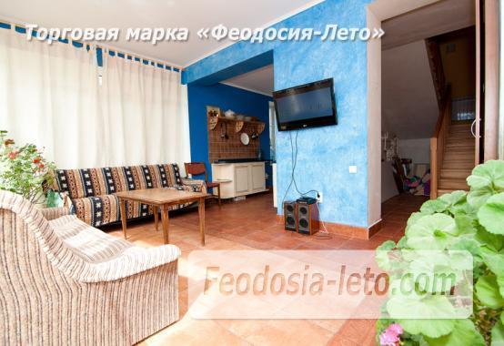 Гостиница в Приморском Феодосия на берегу моря, переулок Рабочий - фотография № 6