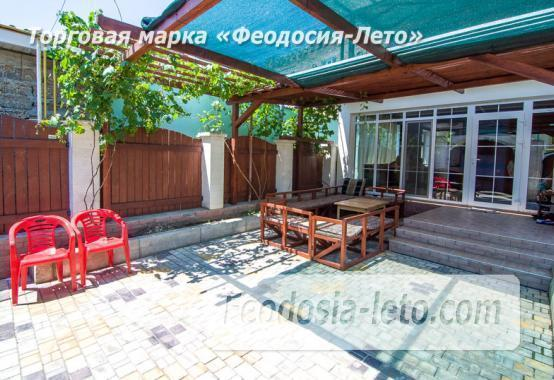 Гостиница в Приморском Феодосия на берегу моря, переулок Рабочий - фотография № 15