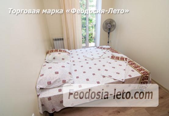 Гостиница в Приморском Феодосия на берегу моря, переулок Рабочий - фотография № 16