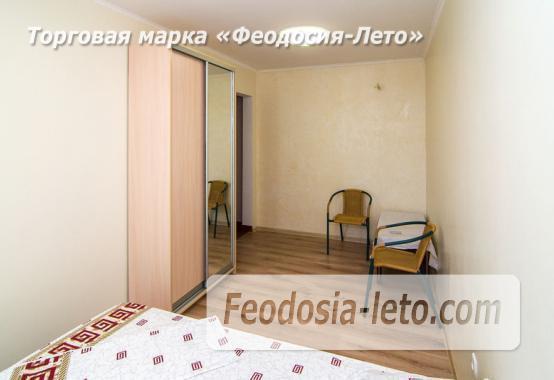 Гостиница в Приморском Феодосия на берегу моря, переулок Рабочий - фотография № 17