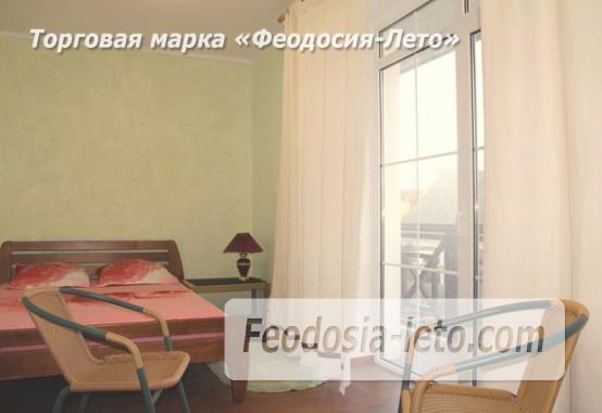 Гостиница в Приморском Феодосия на берегу моря, переулок Рабочий - фотография № 23