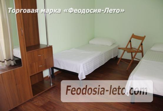 Гостиница в Приморском Феодосия на берегу моря, переулок Рабочий - фотография № 26