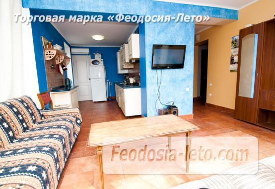 Гостиница в Приморском Феодосия на берегу моря, переулок Рабочий - фотография № 35