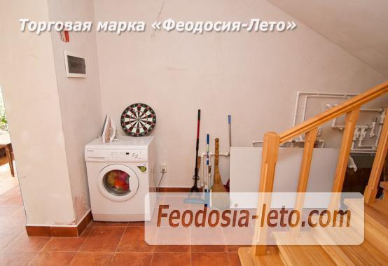 Гостиница в Приморском Феодосия на берегу моря, переулок Рабочий - фотография № 8