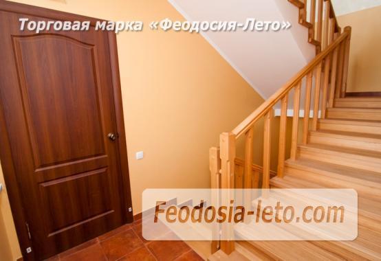 Гостиница в Приморском Феодосия на берегу моря, переулок Рабочий - фотография № 12