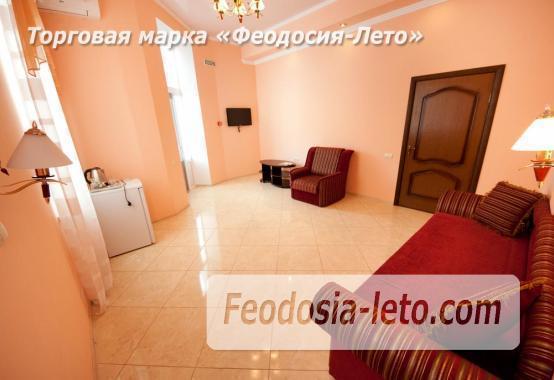 Гостиница в центре Феодосии на улице Галерейная - фотография № 20