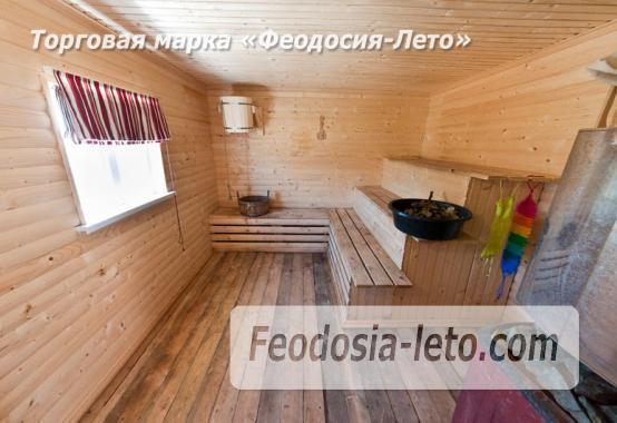 Коттеджи на Песчаной балке в п. Приморский - фотография № 3