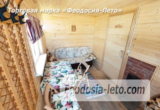 Коттеджи на Песчаной балке в п. Приморский - фотография № 4