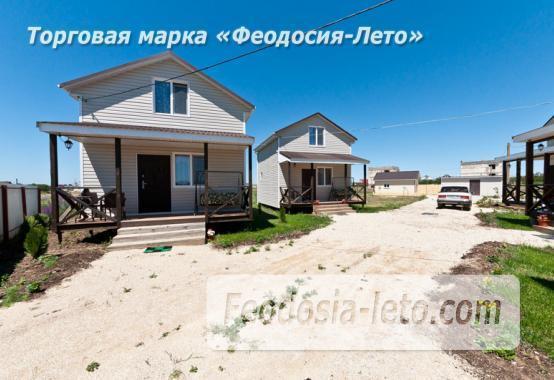 Коттеджи на Песчаной балке в п. Приморский - фотография № 14