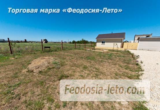 Коттеджи на Песчаной балке в п. Приморский - фотография № 17