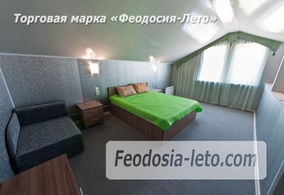 Коттеджи на Песчаной балке в п. Приморский - фотография № 18