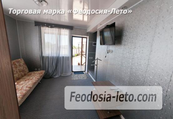 Коттеджи на Песчаной балке в п. Приморский - фотография № 19