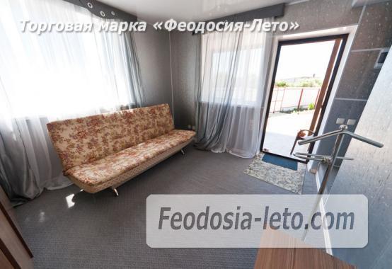 Коттеджи на Песчаной балке в п. Приморский - фотография № 21