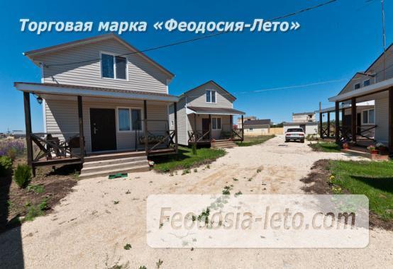 Коттеджи на Песчаной балке в п. Приморский - фотография № 28