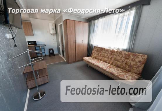 Коттеджи на Песчаной балке в п. Приморский - фотография № 8