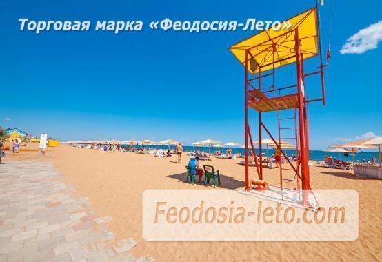 Феодосия Золотой пляж - фотография № 6