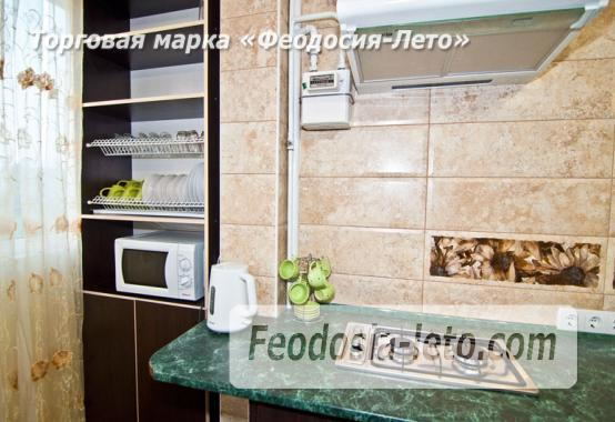 Квартира в новом элитном доме в Феодосии, переулок Танкистов, 1-Б - фотография № 17