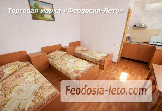 Мини-гостиница рядом с Динамо, песчаные пляжи в Феодосии - фотография № 2