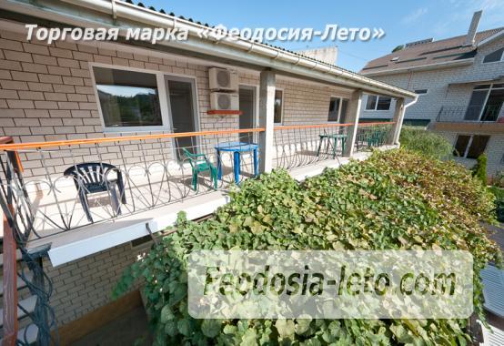 Мини гостиница с бассейном в Феодосии на улице Фестивальная - фотография № 3