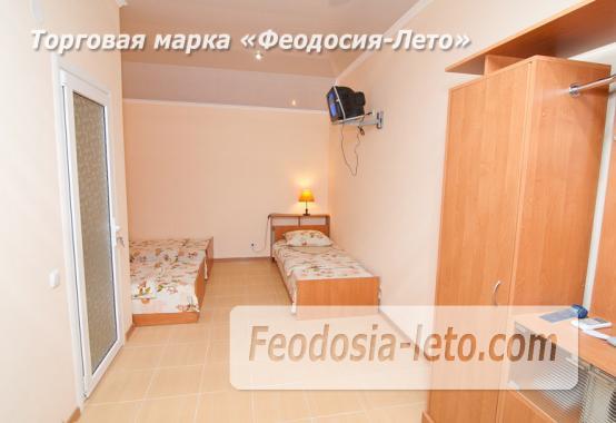 Мини гостиница с бассейном в Феодосии на улице Фестивальная - фотография № 19