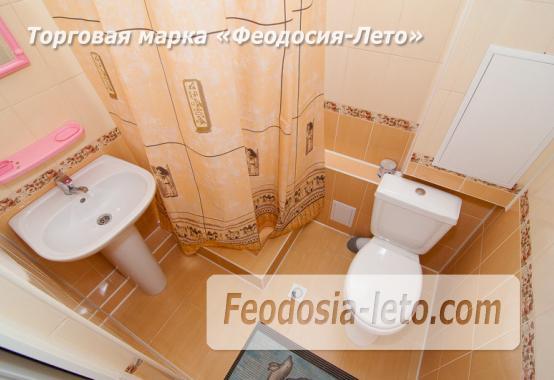 Мини гостиница с бассейном в Феодосии на улице Фестивальная - фотография № 2