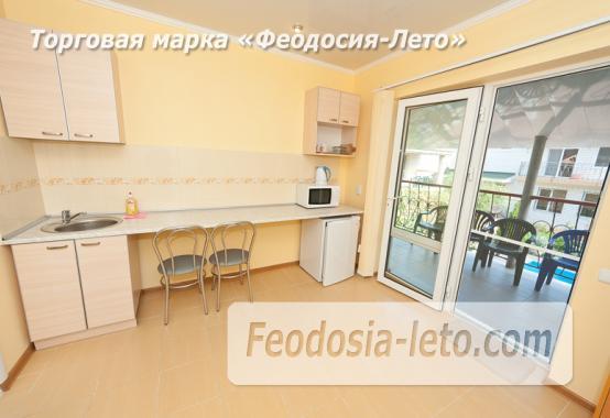 Мини гостиница с бассейном в Феодосии на улице Фестивальная - фотография № 13