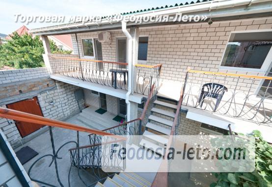 Мини гостиница с бассейном в Феодосии на улице Фестивальная - фотография № 10