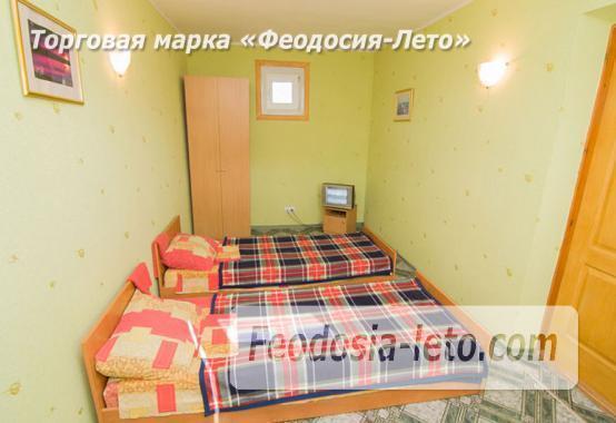 Мини отель на улице Грина в п. Береговое Феодосия - фотография № 4