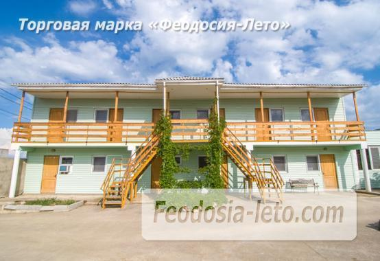 Мини отель на улице Грина в п. Береговое Феодосия - фотография № 8