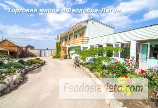 Мини отель на улице Грина в п. Береговое Феодосия - фотография № 9