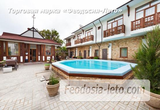 Мини отель в Феодосии с бассейном на улице Головина - фотография № 13