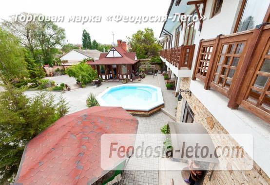 Мини отель в Феодосии с бассейном на улице Головина - фотография № 15