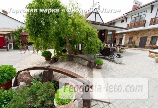 Мини отель в Феодосии с бассейном на улице Головина - фотография № 17
