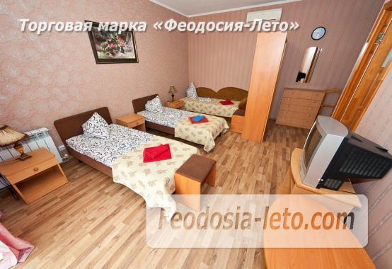 Мини отель в Феодосии с бассейном на улице Головина - фотография № 2